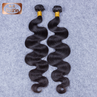 7A Double Drawn Single Donor Virgin Hair Brazilian All Types Of Virgin Human Hair