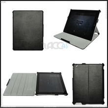 Alibaba Express Thermal Styling Stand Leather Flip Case for iPad 2 3 4 Tablet Case P-iPAD3CASE061