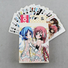 custom playing card game paper poker playing cards