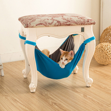 Comfortable Hanging Pet Hammock Bed for Cats/Small Dogs/Rabbits/other Small Animals ,And Use With Cage Or Chair
