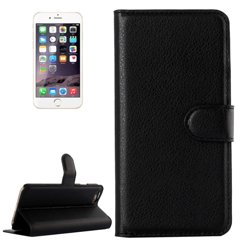 Bulk Order China Hot Wallet Leather Smart Flip Folio Case Cover with Holder / Card Slots For iPhone 6 & 6s