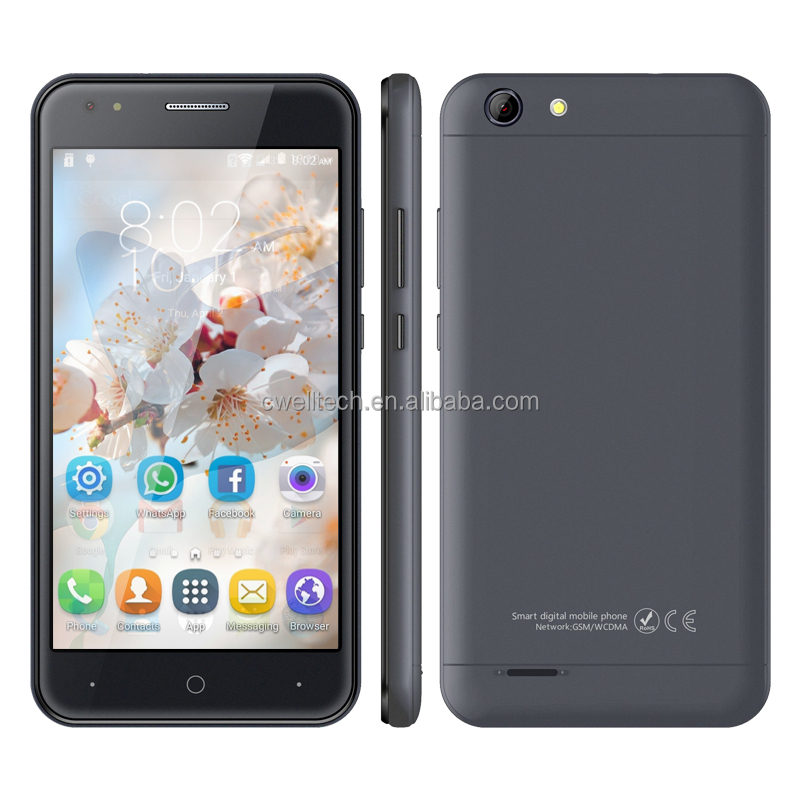 Original 5.0 Inch SC7731C Quad Core Dual SIM Card Cheap Price Android China Smart M3 Kimfly Mobile Phone