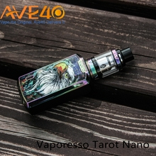 Electronic Cigarette new arrival original Vaporesso 80W Tarot Nano Kit 2ml tank TPD compliance