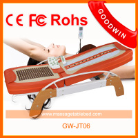 Ceragem Factory Price for Automatic Thermal Jade Massage Roller Bed Body Massage Machine GW-JT06