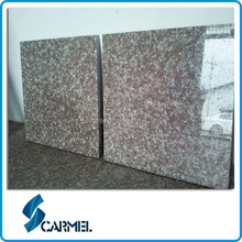 Chinese red natural granite block prices