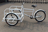 front loading cargo tricycle front carrier cargo bike holland cargo bike