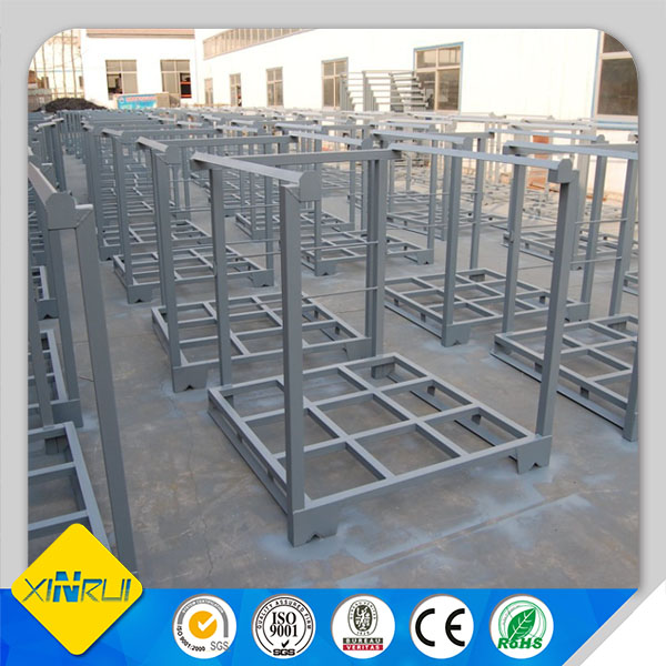 Logistic equipments supplier heavy duty pallet stacking frames