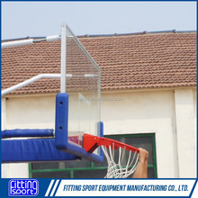 Tempered Glass Outdoor Basketball Backboard