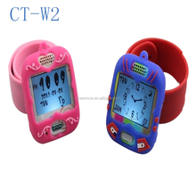 Electronic kids smart watch interactive with APP for kids gift