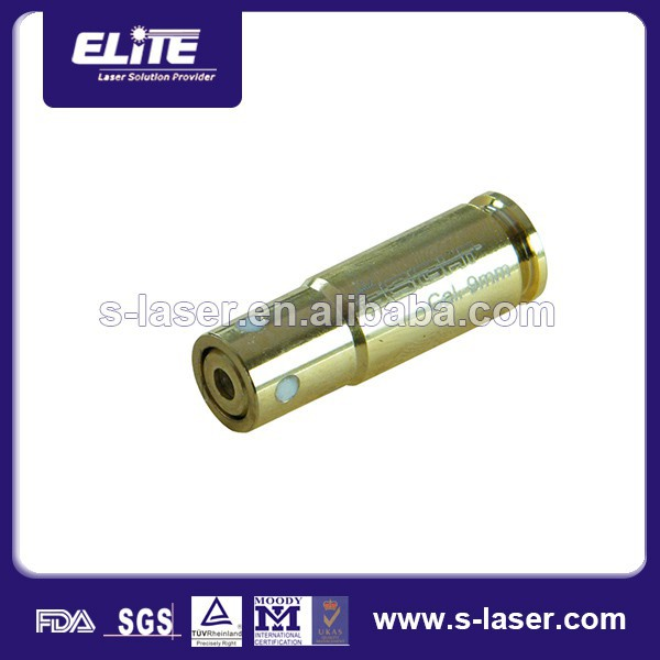 Durable 100% brass housing <strong>laser</strong> bore sight for hunting accessory