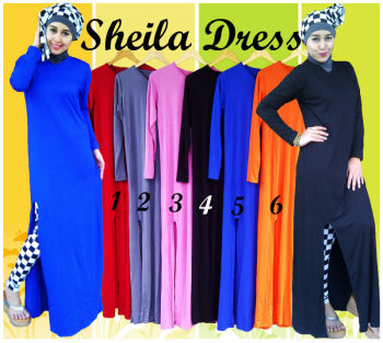 Sheila Dress