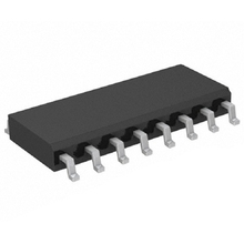 IC FLASHER DUAL OUTPUT 16-SOIC PMIC - Lighting, Ballast Controllers ATA6140-TBQY