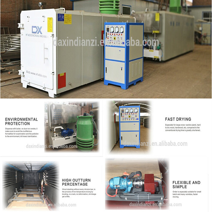 DX-8.0III-DX Fast speed low cost Solid wood drying machine, wood floor dryer kiln
