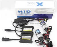 2016 Quick Start 35W 55w H7 H1 Hid kit H1 H3 hid xenon kit 9005 HB4 9006 HID lamp