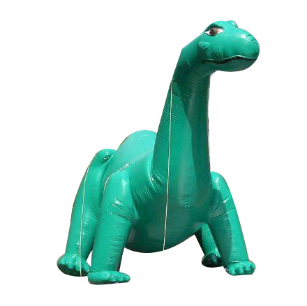 inflatable giant dragon cartoon / inflatable advertising promotion hot selling dinosaur