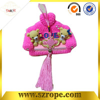 Being most valuable of decorative small tassel for handcraft