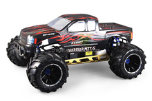 HSP Skeleton 94050 1/5th Scale Gasoline Off Road Monster Truck