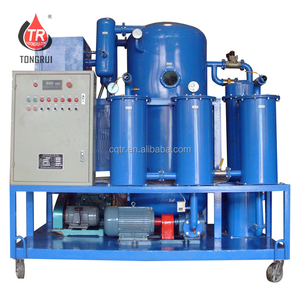 Single-Stage Used Transformer Oil Vacuum Oil Filtration and Recycling Unit