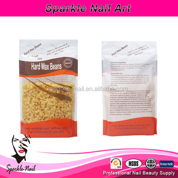 High Quality 300g packing Hard Wax Beans