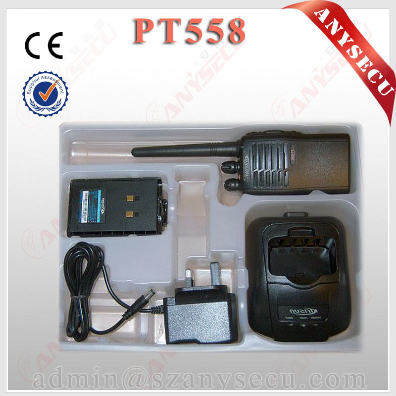 handheld CB PT-558 Two Way Radio