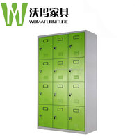 Metal office changing room wardrobe locker/Indian almirah designs/stainless cabinet assemble
