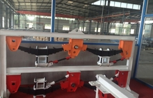 welding type Fuwa trailer suspension/truck parts