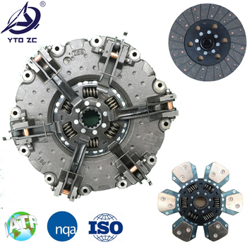 Agricultural Tractor Organic Loose  260 460 510 2310 2360 2410 5106854 5158626 Fiat Foton parts  plate pack clutch PTO Disc