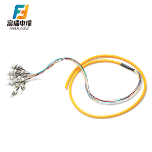 Factory Competitive Price Single Mode/Multimode Fc/Sc/St/Lc Fiber Pigtail Price