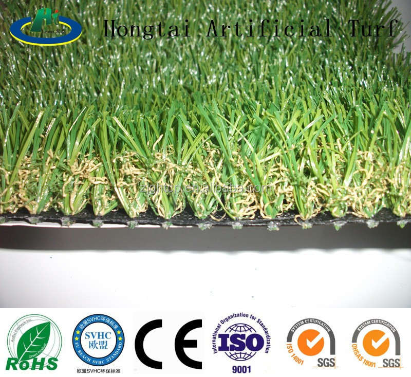 utility type 35mm 4 colors leisure synthetic grass lawns,used for decoration