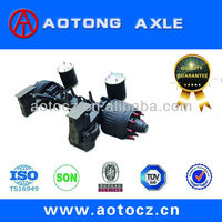 semi trailer lifting axle air suspension