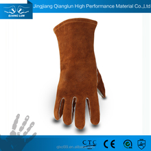 QL hand construction industrial long sleeve safety garden gloves