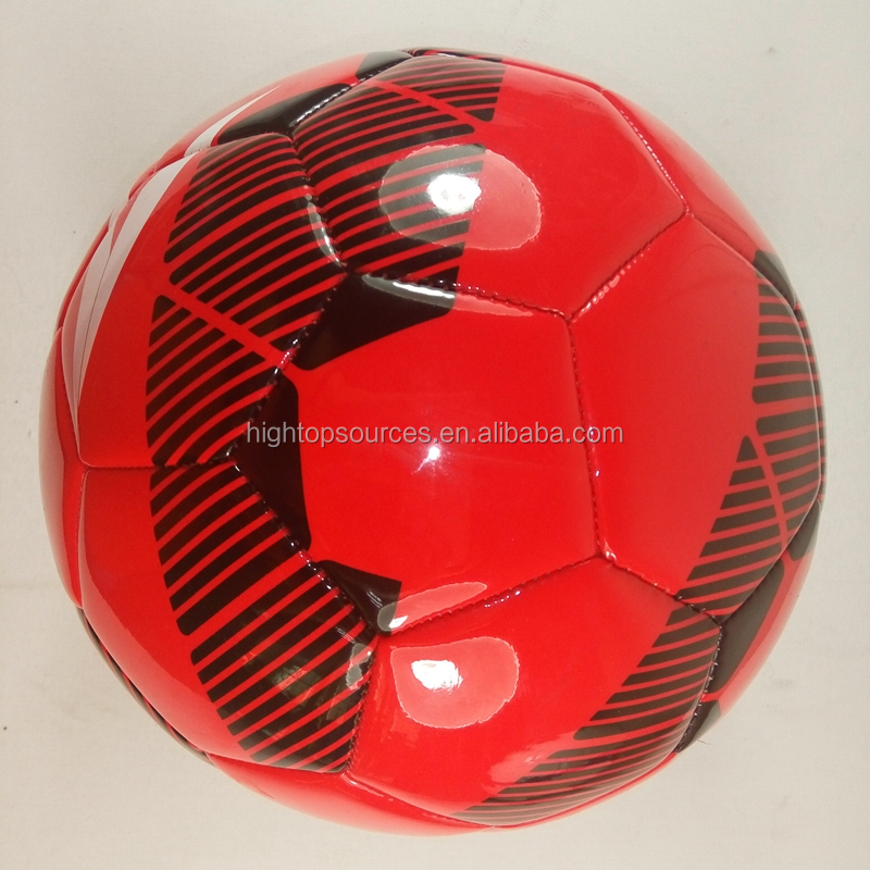 In Stock Customization Soccer Footballs Ball Famous