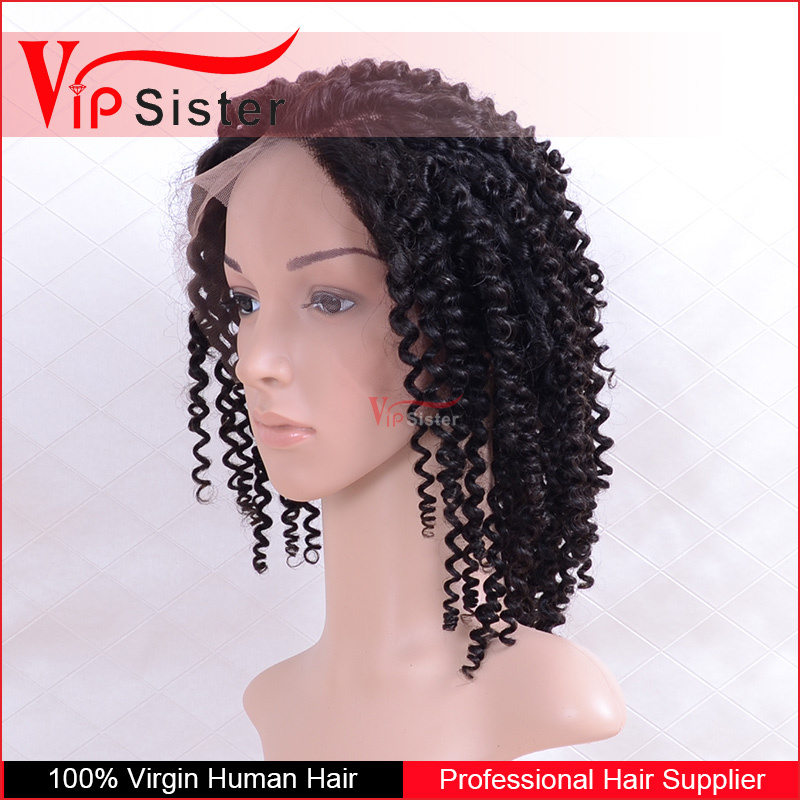 wholesale candy natural baby curl african american wigs