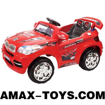 rr-8668899 Ride on car Children remote control off-road car with double storage batteries and motors