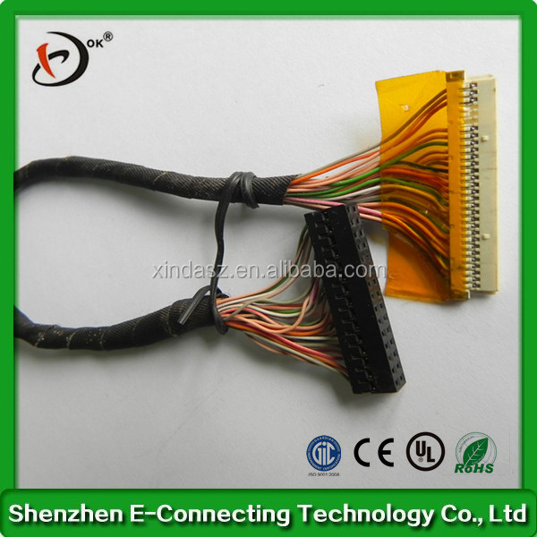 Top sale LCD Flex Ribbon Cable For led lcd display