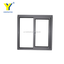 YY fabricated high quality aluminum sliding window, with German hardware,perfect for your house