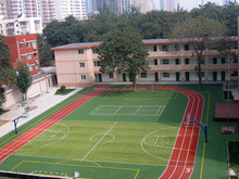 acrylic tennis court coating