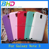For Samsung Note 3 colorful TPU mobile phone cases