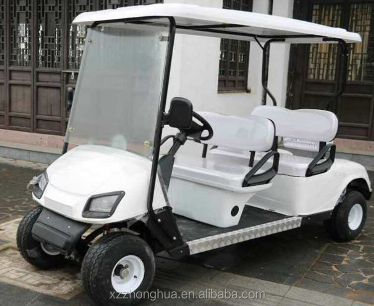 4 seater golf car /electric mini golf cart/Custom golf cart