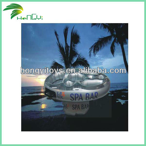 Excellent Quality Good Price OEM Inflatable Floating Pool Bar
