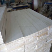 High Quality Edge Glued Panel/Paulownia Wood Board