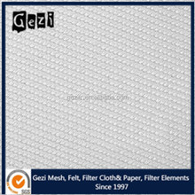 Gezi factory price high quality polyester/nylon/ploypropylene woven/mono material Synthetic Fiber filter fabrics for honey