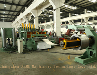 transformer corrugated fin wall manufacturing line