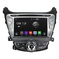 Android 5.1 Car Dvd Player For Hyundai Elantra 2014 With GPS,3G Wifi