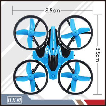 JJRC H36 Headless Mode 3D Flips UFO Flying Saucer RC Mini Drone