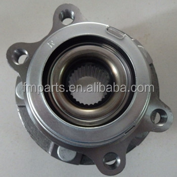 TOP Quanlity Wheel Hub bearing toyota auto part 40202-ZX10A