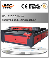 large format laser engraving and cutting machine eastern for Clothing/Garment Company