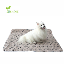 100% Polyester TPU Film Printed Washable & Waterproof Dog Pad