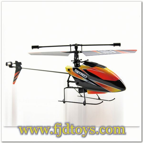 911 Single propeller 4ch bell rc helicopter