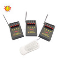 DB04r-12 Liuyang Happiness far distance battery remote control 12 cues cake fireworks firing system